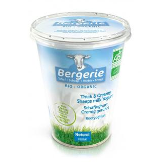 Bergerie Schafjoghurt natur 400g Becher cremig gerührt