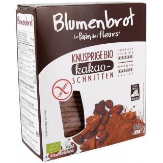 Blumenbrot Kakao 2x 80g 160g -glutenfrei-
