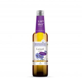Bio Planète Leinöl nativ 0,5l Flasche