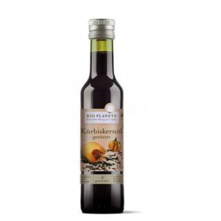 Bio Planète Kürbiskernöl geröstet aus der Steiermark 0,25l Flasche