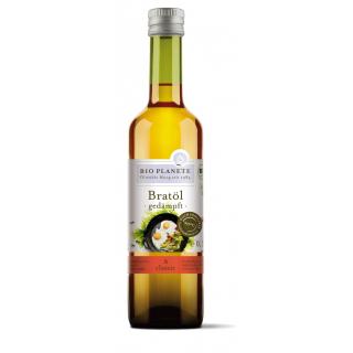 Bio Planète Bratöl 0,5l Flasche