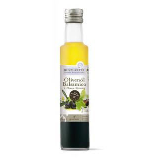 Bio Planète Olive & Balsamico 0,25l Flasche