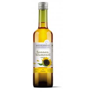 Bio Planète Sonnenblumenöl (tournesol) nativ 0,5l Flasche