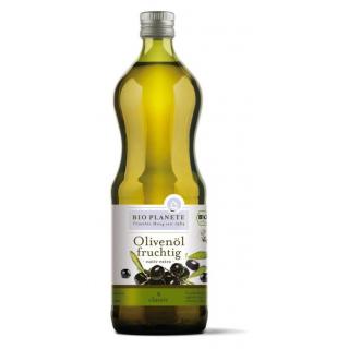 Bio Planète Olivenöl fruchtig 1l Flasche