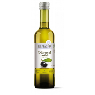Bio Planète Olivenöl nativ extra 0,5l Flasche