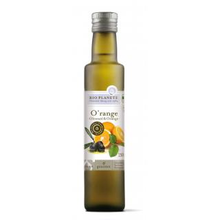Bio Planète Olivenöl O´range 0,25l Flasche