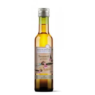 Bio Planète Sesamöl geröstet 250ml Flasche