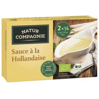 Natur Comp Sauce à la Hollandaise 46g Packung