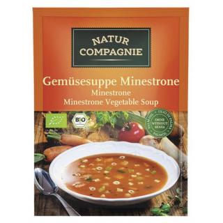 Natur Comp Gemüsesuppe Minestrone 50g Beutel