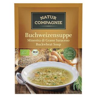 Natur Comp Buchweizensuppe 37g Beutel