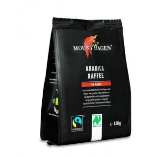 Mount Hagen Kaffeepads (18x7g) 126g Packung
