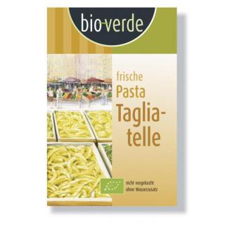 bio-verde Frische Tagliatelle 250g Packung