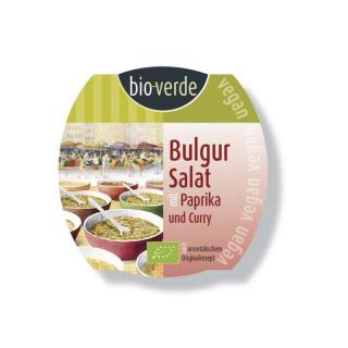 bio-verde Bulgur Salat 125g Becher