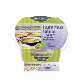 bio-verde Hummus Tahini 150g Becher