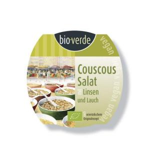bio-verde Couscous Salat 125g Becher