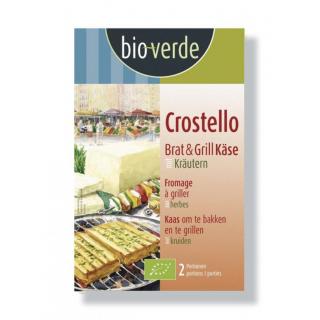 bio verde Crostello verfeinert mit Kräuter 200g Beutel