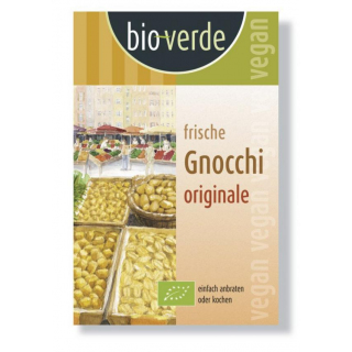 Bioverde Gnocchi frisch natur 400g Packung