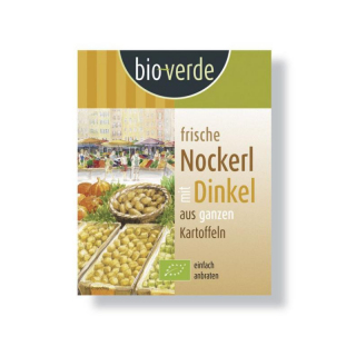 bio-verde Frische Dinkel-Nockerl 400g Beutel