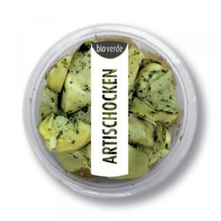 bio-verde Prepack Artischocken 80g Becher mar. frischen Kräutern