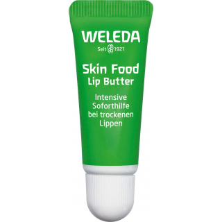 Weleda Skin Food Lip Butter 8ml Tube