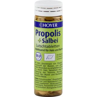 Hoyer Propolis Lutschtabletten 60 Stück