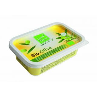 Landkrone Bio Olive Pflanzenmargarine 250g Schale