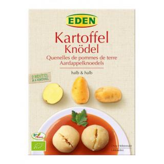 Eden Kartoffel-Knödel halb & halb 230g Packung