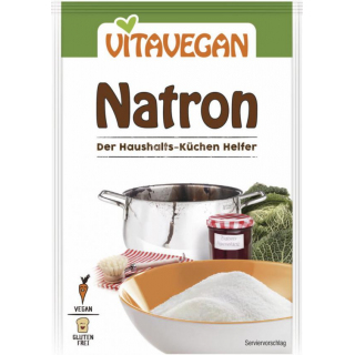 Biovegan Natron 20g Beutel