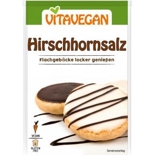 Biovegan Hirschhornsalz 20g Packung