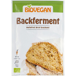 Biovegan Backferment 20g Packung