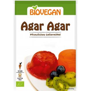 Biovegan Agar-Agar 30g Packung -glutenfrei-