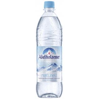 Adelholzener naturell 1l PET Flasche