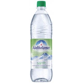 Adelholzener Alpenquellen Sanft 1l PET-Pfandflasche