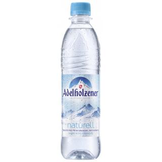 Adelholzener naturell 0,5l PET Flasche