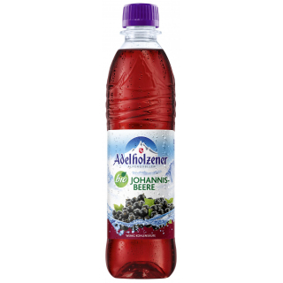 Adelholzener Johannisbeer Schorle 0,5l Flasche