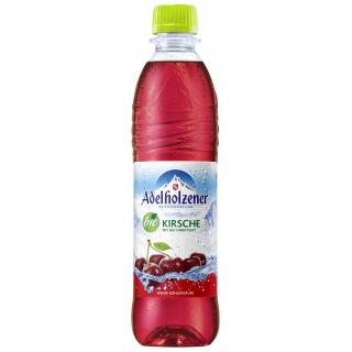 Adelholzener Kirsch 0,5l PET-Pfandflasche