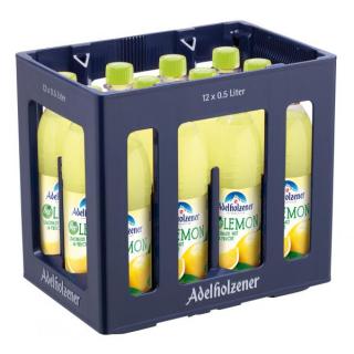 Adelholzener Alpenquellen Lemon 0,5l PET-Pfand