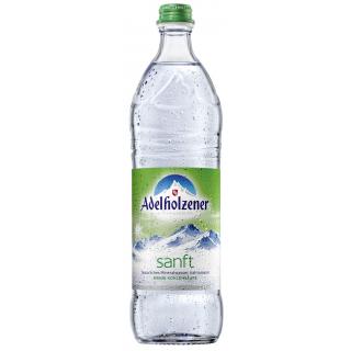 Adelholzener Alpenquellen Sanft Individual 0,75l Flasche