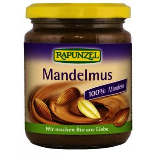 Rapunzel Mandelmus 250g Glas