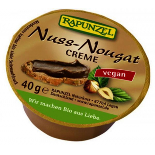 Rapunzel Nuss-Nougat Creme vegan 40g Schale