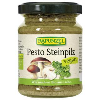 Rapunzel Pesto Steinpilz 130g Glas -vegan-