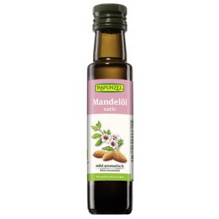 Rapunzel Mandelöl nativ 100ml Flasche