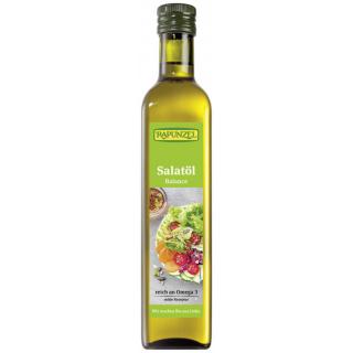 """Rapunzel Salatöl """"Balance"""" 0,5l Flasche"""