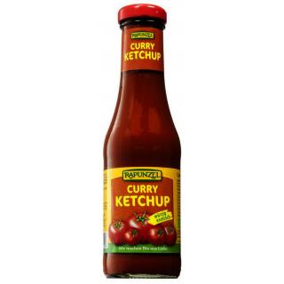 Rapunzel Curry Ketchup 450ml Flasche