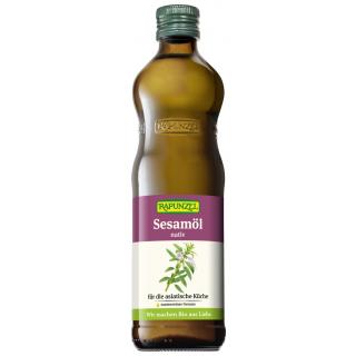 Rapunzel Sesamöl nativ 0,5l Flasche
