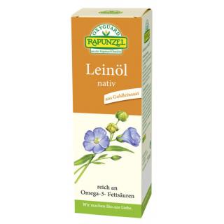 Rapunzel Leinöl nativ 250ml Flasche