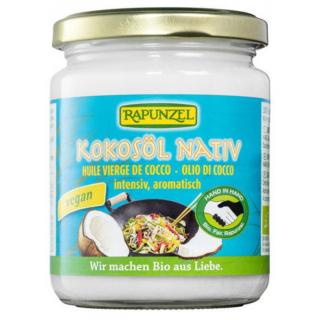 Rapunzel Kokosöl nativ HIH 200g Glas