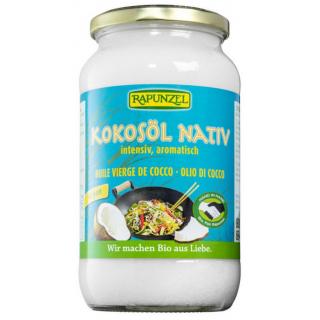 Rapunzel Kokosöl nativ HIH 800g Glas