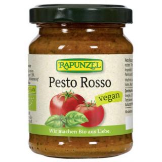 Rapunzel Pesto Rosso vegan 130ml Glas