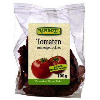 Rapunzel halbe Tomaten getrocknet 100g Packung